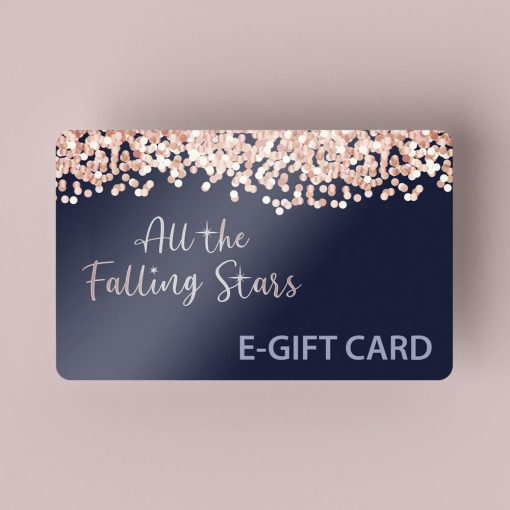 All The Falling Stars E-Gift Card